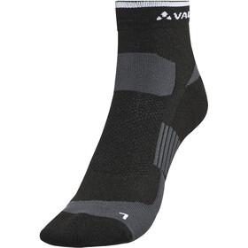VAUDE Bike Calcetines Cortos, black